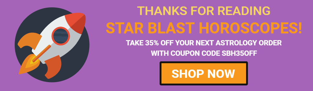 Click to Shop 35% Off Astrology With Coupon Code SBH35OFF
